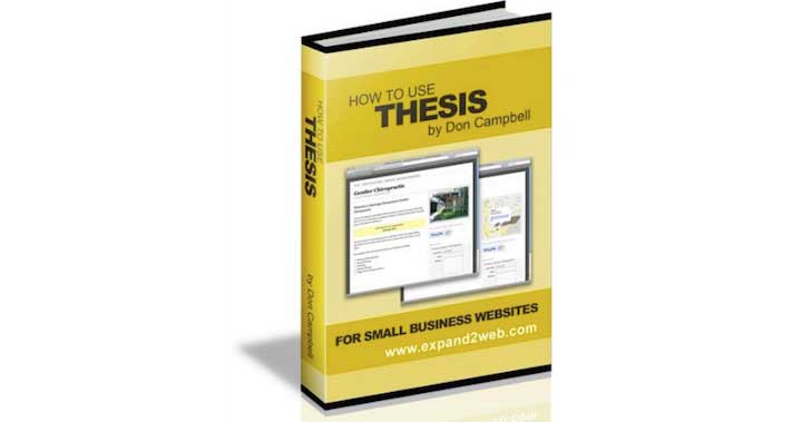 How to Build Small Business Websites Using the Thesis WordPress Theme ebook
